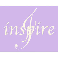 Secretly Designed Inspire Wall Art Print, 14 H x 11 W x 0.25 D