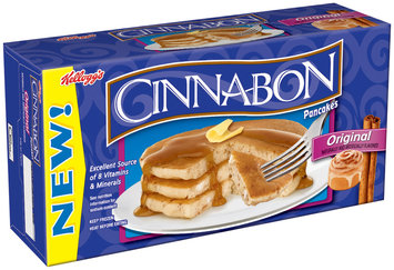 Kellogg's® Cinnabon® Original Pancakes 12 ct  Box