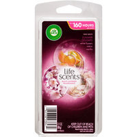 Air Wick® Life Scents™ Summer Delights Multi-Layered Fragrance Wax Melts 3.1 oz. Carded Pack