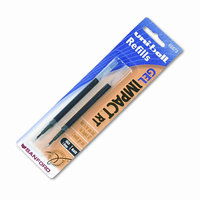 Sanford Uni-Ball Gel Impact RT Roller Ball Pen Refills (Pack of 2)