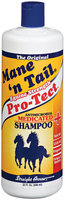 Mane 'n Tail Antimicrobial Equine Strength Pro-Tect Medicated Shampoo 32 Fl Oz Squeeze Bottle