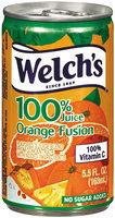 Welch's® 100% Juice Orange Fusion