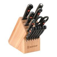 Wusthof Gourmet 14-piece Deluxe Knife Block Set