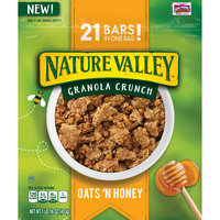 Nature Valley® Oats 'n Honey Granola Crunch 16 oz. Pouch