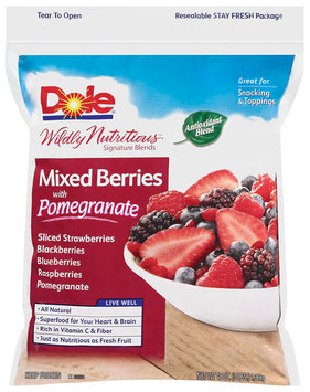 Dole Wildly Nutritious Mixed Berries with Pomegranate