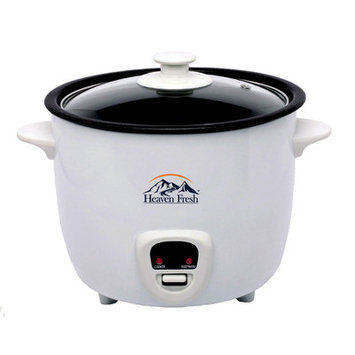 Naturopure - 1.5l Rice Cooker - White
