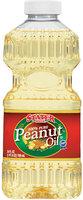Stater Bros.  Peanut Oil 24 Oz Plastic Bottle
