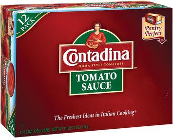 Contadina Tomato Sauce 12-15 oz. Cans