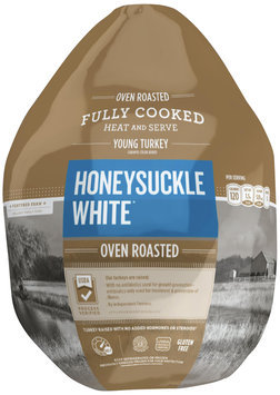 Honeysuckle White® Oven Roasted Whole Young Turkey
