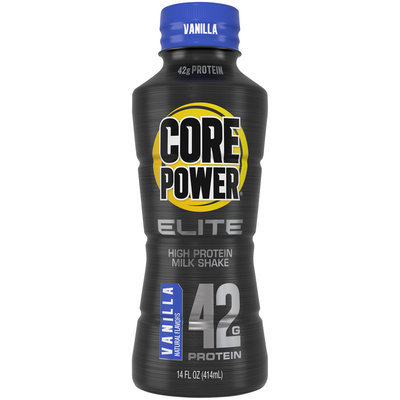 Core Power® Elite High Protein Vanilla Milk Shake 14 fl. oz Bottle