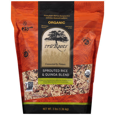truRoots® Organic Sprouted Rice & Quinoa Blend