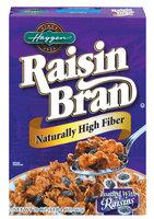 Haggen Raisin Bran Cereal 20 Oz Box