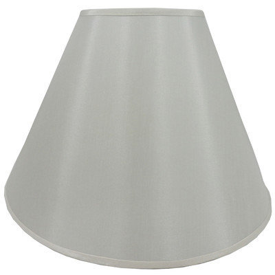 Fangio Lighting Energy Faux Silk Empire Lamp Shade