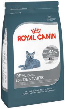Royal Canin Feline Care Nutrition Oral Sensitive 30 Dental Care Cat Food 15 lb. Bag