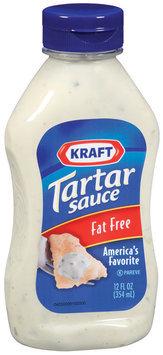 Kraft Specialty Sauces Fat Free Tartar Sauce