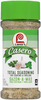 Lawry's® Casero Total Seasoning 10.75 oz. Shaker