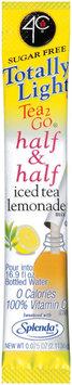 4C Itm-Tl Tea2go Packet-Half & Half (Iced Tea/Lemonade) Itm-Packet