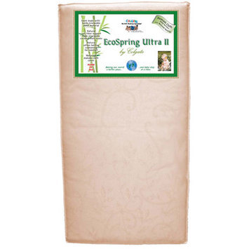 Colgate Shades Of Green EcoSpring Ultra II Crib Mattress