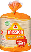 Mission® White Corn Tortillas