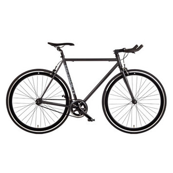 Big Shot Bikes Dublin Single Speed Fixed Gear Road Bike Size: 52cm