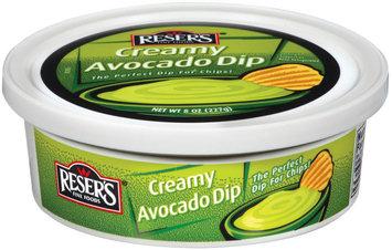 Reser's Fine Foods Avocado Dip 8 Oz Tub