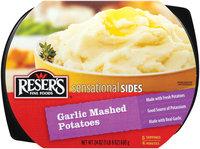 Sensational Sides Garlic Mashed Potatoes 24 Oz Tray
