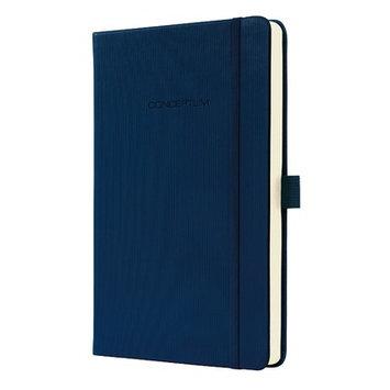 Sigel Conceptum Design A5 Hardcover Notebook Blue CO577