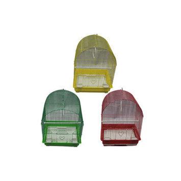 Iconic Pet Assortment YC Dome Top Bird Cage Set Of 6 Medium