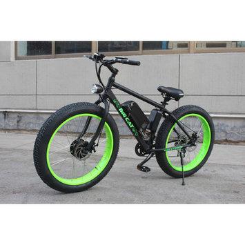 Big Cat E-bykes Men's Electric Fat Cat All Terrain Mountain Bike