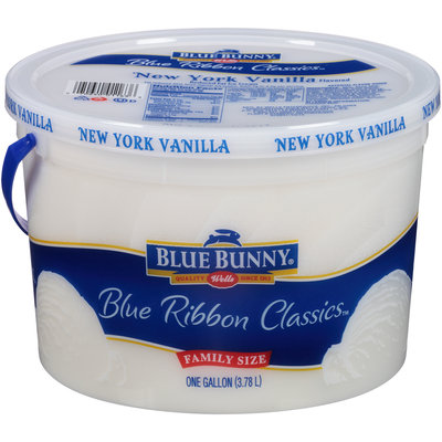 Blue Bunny Blue Ribbon Classics New York Vanilla