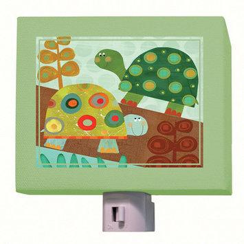 Oopsy Daisy Turtle Pair Night Light