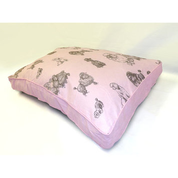 HFI 83747PB1PNK Puppy Love Pet Bed 27X36 Pet Bed