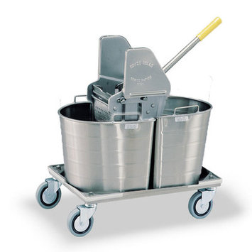 Royce Rolls Tapered Double Tank Mopping Unit Tank Capacity: 5 gal