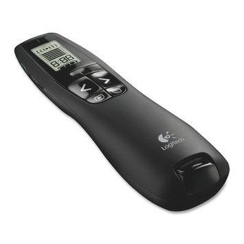 Logitech R400 Wireless Presenter Remote Control, Black