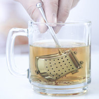 Kikkerland Stainless Steel Fabled Axe Tea Infuser