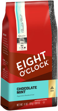 Eight O'Clock® Chocolate Mint Ground Coffee 11 oz. Bag