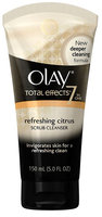 Olay Total Effects Refreshing Citrus Scrub Face Cleanser