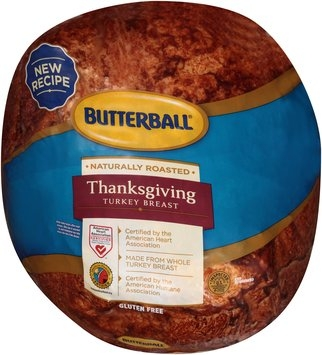 Butterball® Naturally Roasted Thanksgiving Turkey Breast