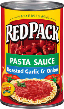 Redpack® Roasted Garlic & Onion Pasta Sauce 24 oz. Can