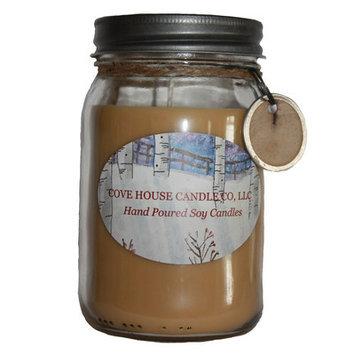 Covehousecandleco Warm Vanilla Sugar Jar Candle