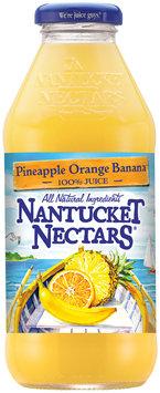 Nantucket Nectars® 100% Pineapple Orange Banana Juice 16 fl. oz. Bottle