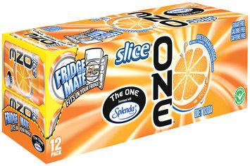 Slice® One™ Diet Orange Soda 12 Pack 12 fl. oz. Cans