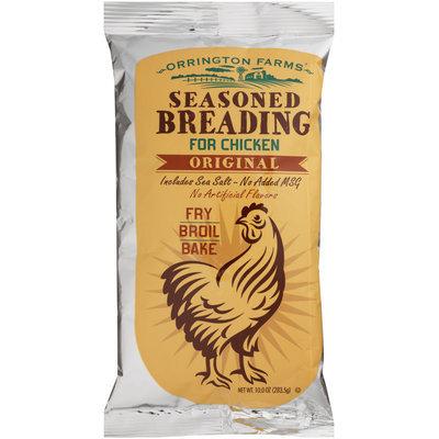 Orrington Farms® Original Seasoned Breading For Chicken 10.0 oz. Bag