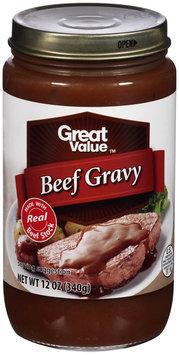 Great Value™ Beef Gravy 12 oz. Jar