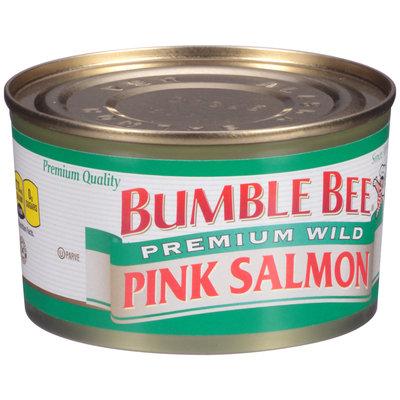 Bumble Bee® Wild Pink Salmon 7.5 oz. Can