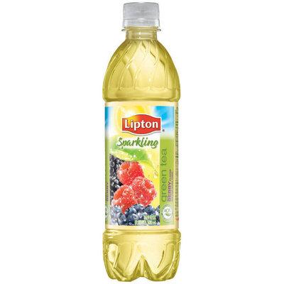 Lipton Sparkling Berry Iced Green Tea