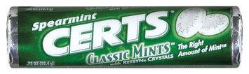 Certs Spearmint Classic Mints