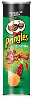 Pringles® Sriracha Asian Chili Sauce Potato Crisps