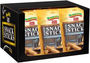 New York® Texas Toast Sea Salt Sprinkle Baked Snack Sticks 7 oz. Bag