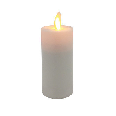 Boston Warehouse 28712 Mystique 3 in. Ivory Flameless Votive Candles - Set of 2